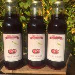 Kirsebærsaft fra Gårdagergård